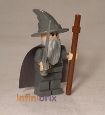 Lego Gandalf the Grey from Sets 79010, 79003, 9469 Hobbit/LOTR + Sword lor001