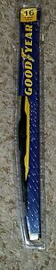"New 16"" Goodyear Windshield Wiper Blade Made in the USA"