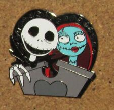 PIN DISNEY JACK SALLY NIGHTMARE BEFORE CHRISTMAS RARE
