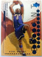 2004 04 Upper Deck Triple Dimensions Kobe Bryant #36, Los Angeles Lakers, MVP