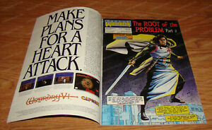 Ethernal Warrior (Valiant Sept 1994) #25 (NM) The Root of the Problem, Part 2