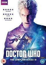 Doctor Who: The Complete Series 10 - Steven Moffat [DVD]