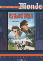 Collection Cinema Du Monde Série 2 Dvd Les Grandes Gueules bourvil lino ventura