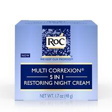 ROC Multi Correxion 5 in 1 Restoring Night Cream 48ml Moisturizers & Treatments