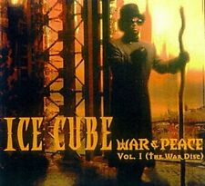 Ice Cube - War & Peace 1 (War Disc) [New CD] Explicit