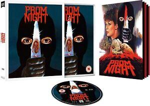 Prom Night (1980) Blu Ray Limited Edition 101 Films UK Region B New/Sealed