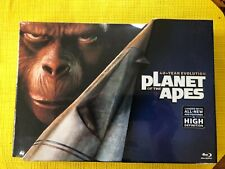 Planet of the Apes - 40 Year Evolution New Blu-ray Discs 5 Original Movies