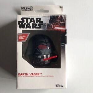Star Wars Darth Vader Bitty Boomers Portable Wireless Bluetooth Speaker SEALED