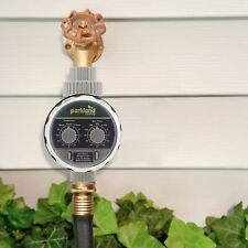 PARKLAND AUTOMATIC ELECTRONIC GARDEN HOSE IRRIGATION SYSTEM WATER TIMER PLANT