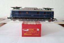 Rivarossi ho/ac 1096 e-Lok br 119 012-3 DB azul (ab/206-39r7/3)