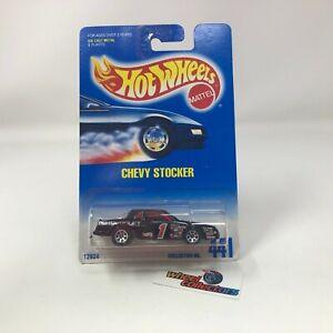 #6653  Chevy Stocker #441 * Hot Wheels Blue Card * NC20