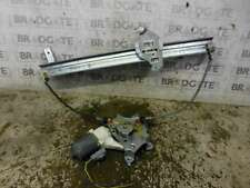 NISSAN MICRA 2003-2005 WINDOW REGULATOR/MECH ELECTRIC FRONT PASSENGER/LEFT SIDE