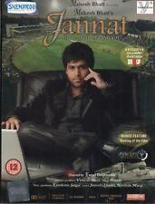 JANNAT - SHEMAROO/TTE BOLLYWOOD DVD - Emraan Hashmi, Sonal Chauhan, Jawed Sheikh