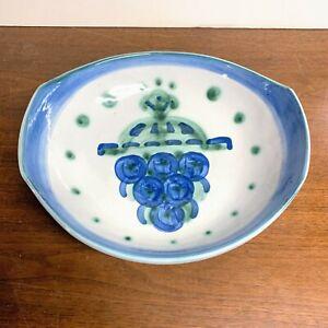 Vintage MA Hadley Bouquet Venetian Bowl