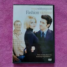 dvd film Fashion victime avec Reese Witherspoon
