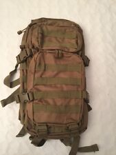 US Army Rucksack Assault Pack SM small Coyote/Sand/Khaki Bundeswehr NEU & OVP