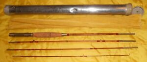 Split Bamboo  >>  Poss. ? Montague  >>  4  pc. 7 ft.  2 in.  flyrod