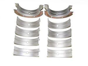 Main Bearing Set .020 size 1958-1965 Lincoln 430 V8 NEW 58 59 60 61 62 63 64 65