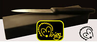 Natural Sharpening Stone - Miniog SLATE original Llafenni Black - Fine Grain