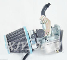 ATV Go kart Dirt Bike Carburetor W/ Air Filter 50cc 70cc 90cc 110cc 125cc Carb