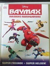 Disney BAYMAX - Riesiges Robowabohu  Super Freunde - Super Helden!  Deutsch ...