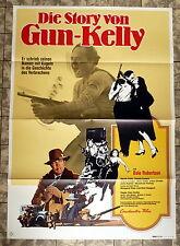 STORY VON GUN KELLY / Melvin Purvis G-MAN * A1-Filmposter - Ger 1-Sheet 1975