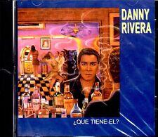 DANNY RIVERA -QUE TIENE EL ?- CD