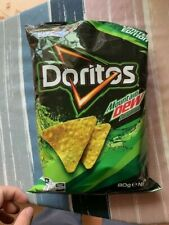 Mountain Dew Doritos Flavour Chips Limited Edition 80g