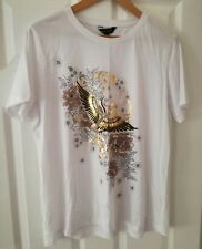 New Look motif T shirt - size 18