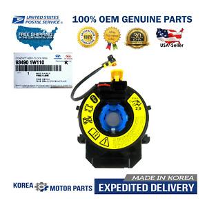 OEM GENUINE !! SAFETY CLOCK SPRING FOR 12-17 HYUNDAI I-30 KIA RIO 93490-1W110