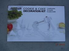 Homemate Cookie & Cake Decoration Kit - 19 pc    (RM-1)