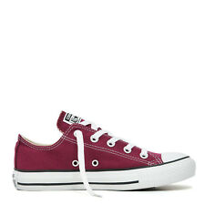 Converse Chuck Taylor All Star Ox Shoes Classic Chucks Low Trainers Basic Red 1 Maroon M9691c 5