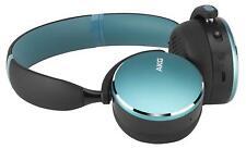 AKG Y500 WIRELESS Bluetooth Headphones Green EMS w/ Tracking NEW