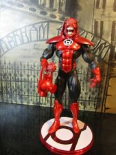 DC Direct BLACKEST NIGHT RED LANTERN ATROCITUS Action Figure LOOSE~