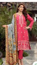 Pakistani Orginal Ready To Wear Stitched Salwar Kameez LINEN  Medium