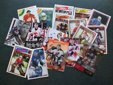 1 pack 25 GOALIES cards lot, RCs, inserts ,HOF, Vintage,JERSEYS,SERIAL,see odds