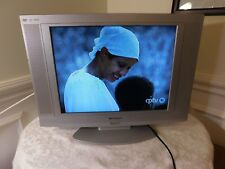 "Emerson 20"" Flat Screen LCD TV & DVD Player Model LD200EM8 For Apartment or Dorm"
