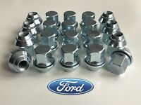 20 x Ford Mondeo Alloy Wheel Nuts, M12 x 1.5.