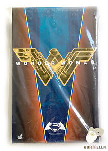 READY NEW MISB AUTHENTIC HOT TOYS BATMAN VS SUPERMAN BvS WONDER WOMAN MMS359 1/6