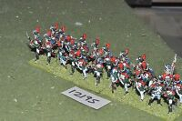 25mm napoleonic / french - infantry 22 figs - inf (12195)