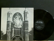 CELESTIAL CHURCH OF CHRIST North London   LP Reggae Gospel Jamaican  RARE !