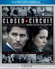 CLOSED CIRCUIT New Sealed Blu-ray + DVD