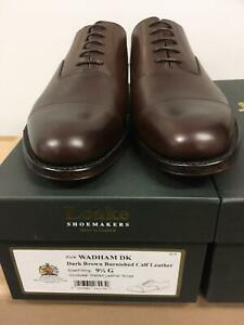 LOAKE WADHAM MENS FORMAL LEATHER OXFORD SHOES