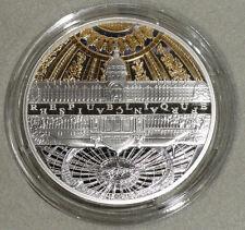 Frankreich 10 Euro Silbermünze Ufer der Seine 2015 im Etui