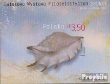 Polen Block161B (kompl.Ausg.) postfrisch 2005 Briefmarkenausstellung
