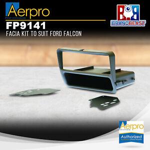 Aerpro FP9141 Single DIN Facia Kit Ford Falcon AU S1/2/3