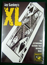 Jay Sankey's XL DVD Package :: NEW DVD