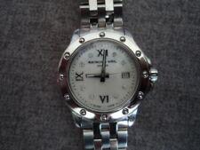 Ladies Diamond Dial Raymond Weil Tango STS 5399 MOP Swiss Made Watch