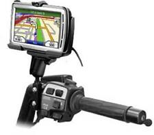 SUPPORT SCOOTER MOTORCYCLE WITH PUSH-BUTTON Garmin Nüvi 800 850 880