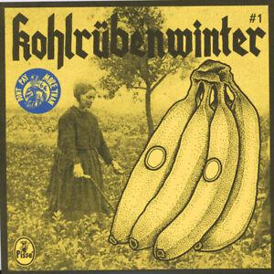 "Pisse - Kohlrübenwinter #1 (Vinyl 7"" - 2016 - EU - Reissue)"